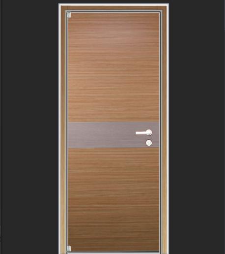 木质饰面板边框电视背景墙