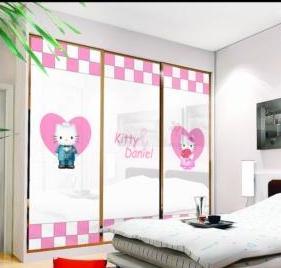 卧室移门--宁波装修装饰设计公司|家庭装修图片|